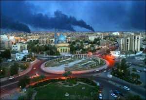 Два теракта в Багдаде унесли жизни 100 человек