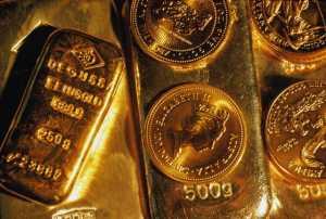 Жажда золота