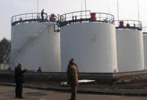 В Бресте — новая нефтебаза