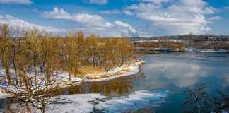 В Беларуси в пятницу до +9