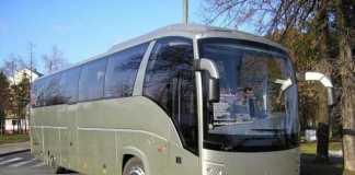 МАЗ выпустил новую модель автобуса