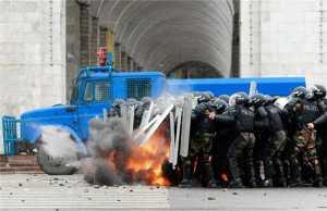 Ситуация в Бишкеке стабилизируется