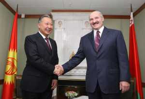 Лукашенко: Беларусь откажет в экстрадиции Бакиева