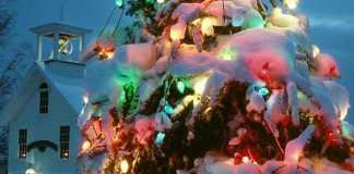 Новогодняя ночь в Минске