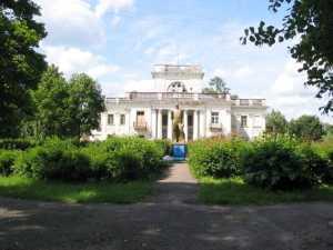 На Гродненщине продали дворец XIX в. продали за $3тыс