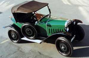Opel: зигзаг длиной в столетие