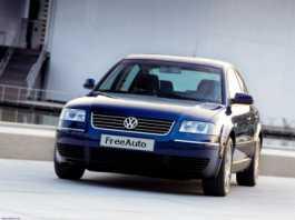 Volkswagen Passat B5 - козырной туз в колоде Volkswagen