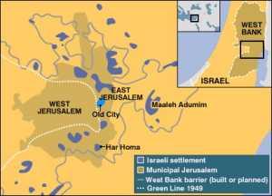 Израиль подтверждает свои планы насчет колоний