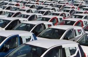 Уровень продаж авто в Евросоюзе упал до семнадцатилетнего минимума
