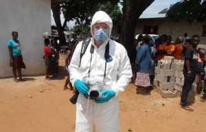 Число жертв вируса Эбола первысило 10 тыс. человек