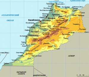 Жертвами стихии в Марокко стали не менее 25 человек
