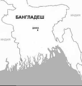 20 человек погибло в результате бунта пограничников Бангладеш
