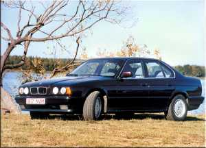 BMW 5: любишь кататься - люби и денежки платить