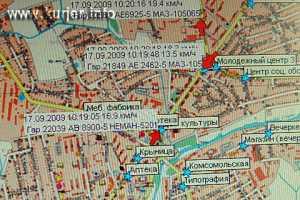 Как и почему работают GPS-навигаторы в городских автобусах