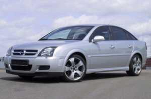 Opel Vectra: разумный баланс