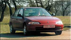 Honda Civiс: и скромно