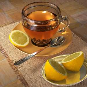 Пейте чай!