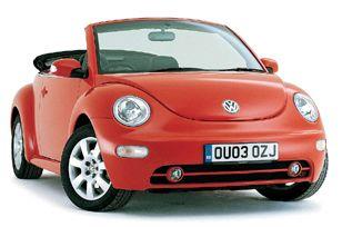 """Второе пришествие """"Жука"""". Volkswagen New Beetle"""