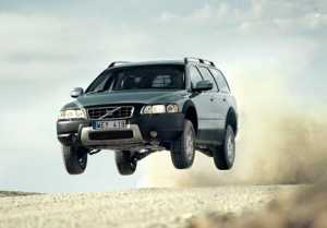 Volvo V70 Cross Country