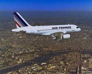 Air France бастует