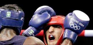 С чемпионата мира сбежали три боксёра