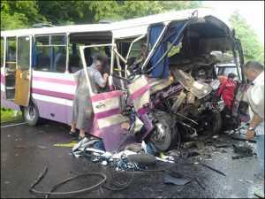 Водитель автобуса