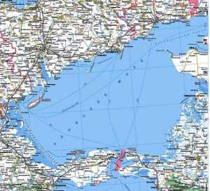 Пропавшие в Азовском море рыбаки выжили… благодаря водке!