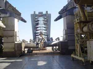 С космодрома Байконур запущен российский военный спутник