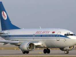 """Самолеты """"Белавиа"""" будут летать в Киев до 14 апреля"""