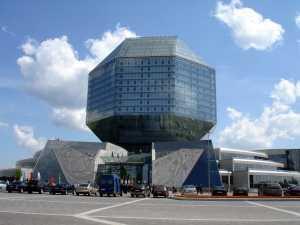 Алмаз Национальной библиотеки все же получит оправу?