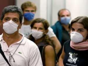 """Врачи: """"Свиной грипп"""" превращает лёгкие в кашу"""