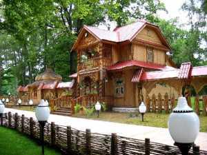 Белорусский Дед Мороз к Новому году готов