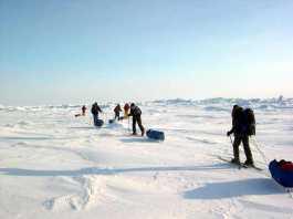 Северный полюс принадлежит России?