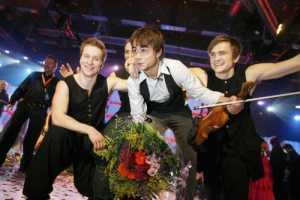 Евровидение 2010 состоится в Норвегии!