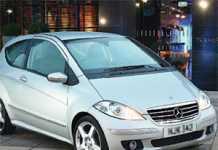 Mercedes-Benz A-класса