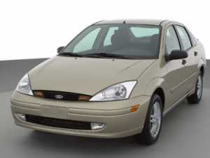 Ford Focus: эволюция 2000-2002