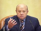 Фрадков прилетал в Минск на полдня