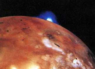 Ученые нашли вулканы на Меркурии