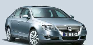 Volkswagen New Passat. Законодатель мод