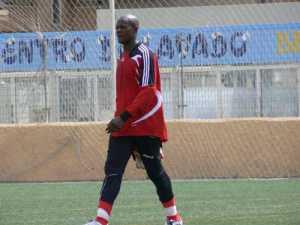 Камерунский футболист: После 40 дней на Окрестина я хотел себя убить