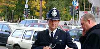 Британские полицейские возьмут под контроль центр Минска