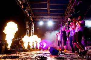"""Фестиваль """"Навальніца"""": Ляписы спели даром и сожгли 20 тысяч долларов"""