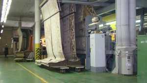 На брестском комбинате запустили бельгийские станки ценой около 4 млн евро
