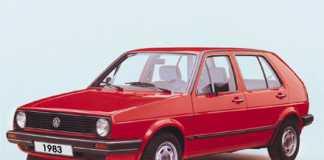 Volkswagen Golf 2 - долгожитель из Вольфсбурга