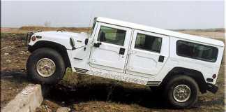 Тест-драйв Hummer