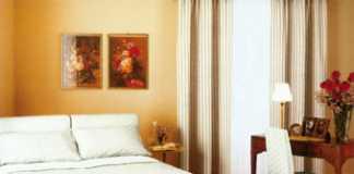 Текстиль в современном гостиничном интерьере