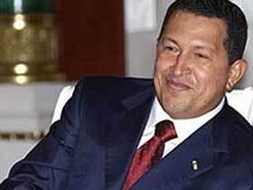 Уго Чавес посетил Беларусь
