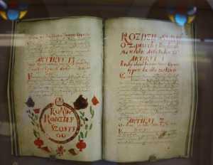 480 лет назад был утвержден первый Статут Великого княжества Литовского