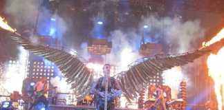 Репортаж с концерта Rammstein