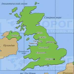 На Великобританию обрушились наводнения